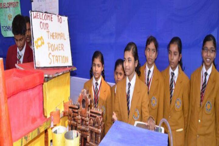 S B P Vidya Vihar-Science Exhibition