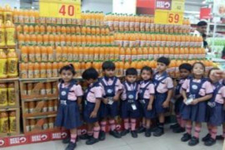 A K Children Academy-Educartional trip