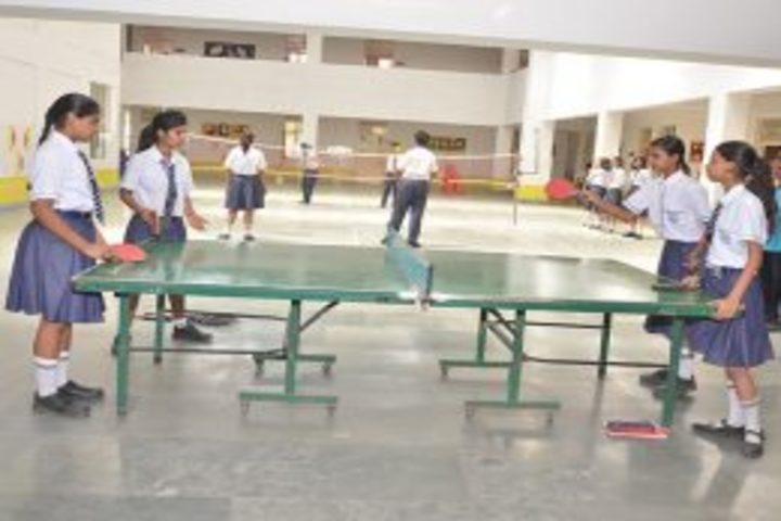 A K Children Academy-indoor Gamers