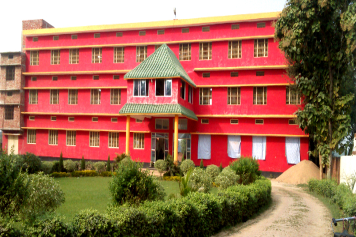 A S M Convent School-Campus