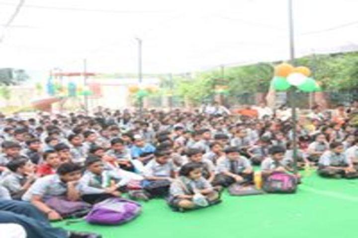 Aadharshila The School-August 15 celebrations