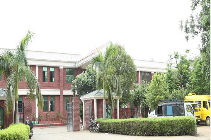 Aadharshila The School-Campus