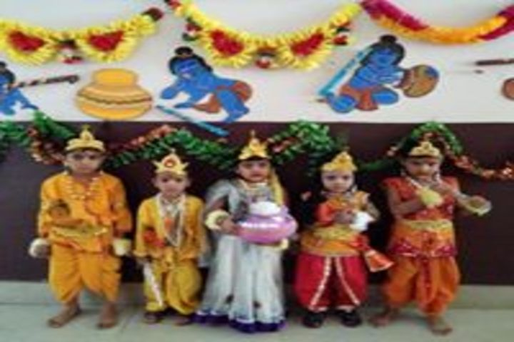 Aadharshila The School-Fancy dress