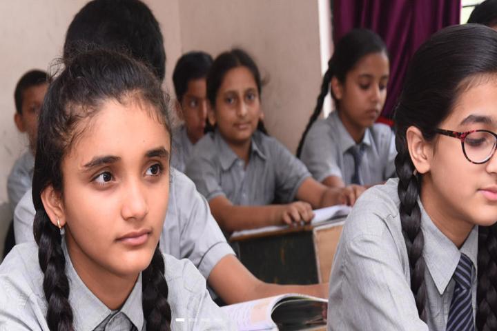 Aadharshila The School-classroom