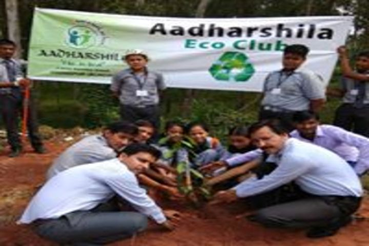 Aadharshila The School-plantation