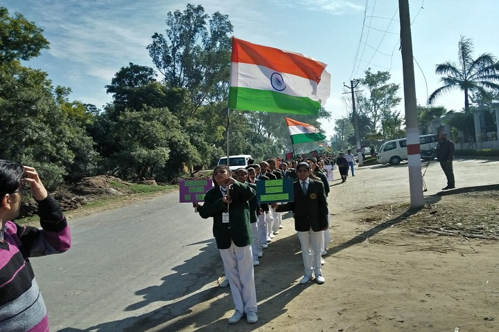 Aarti Memorial Public School-Republic Day