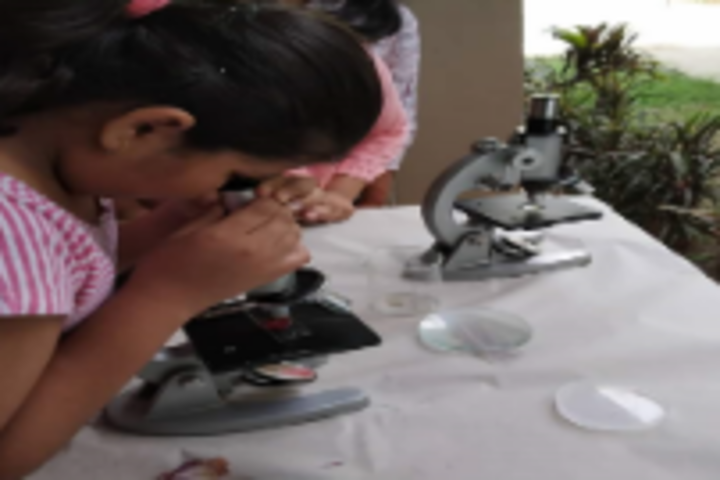 Aatreya Academy-Bio Lab