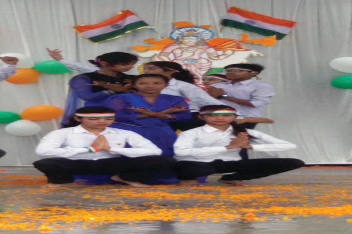 Aatmdeep Vidyalaya-Independence Day