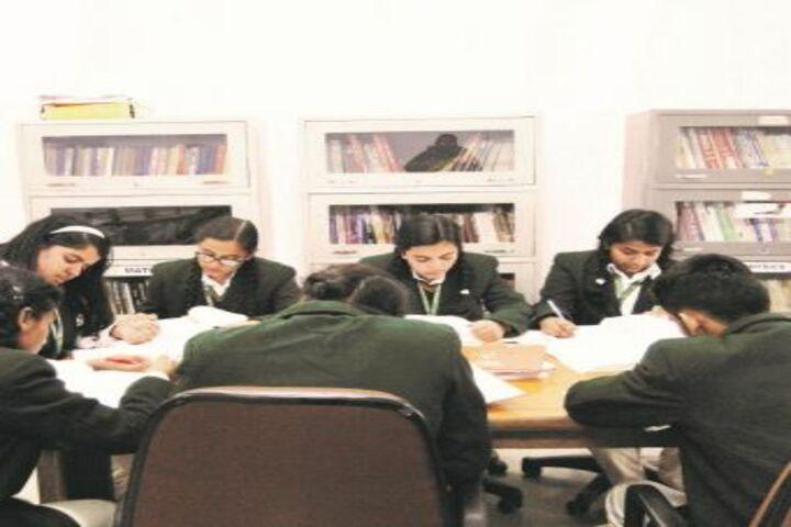 Aatmdeep Vidyalaya- Library