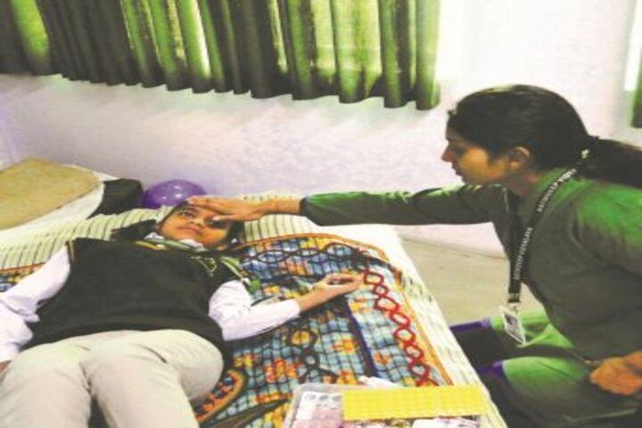 Aatmdeep Vidyalaya-Medical Room
