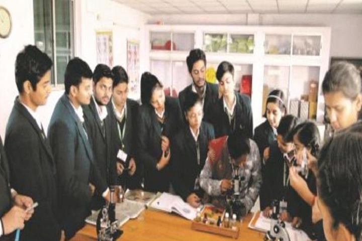 Aatmdeep Vidyalaya- Bio Lab