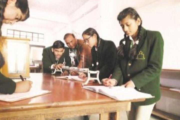 Aatmdeep Vidyalaya- Physics Lab