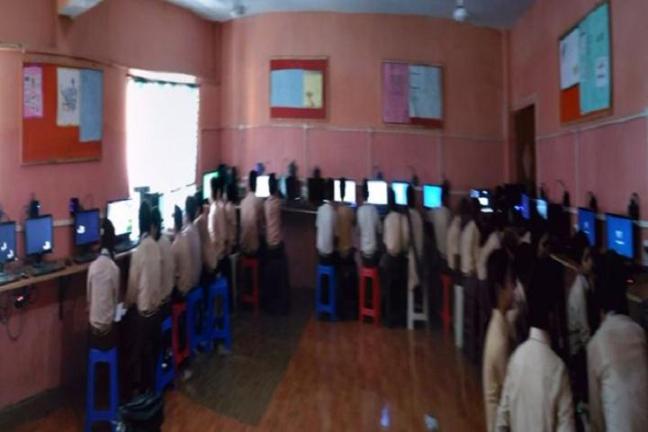 Abalone Public School-Computer lab