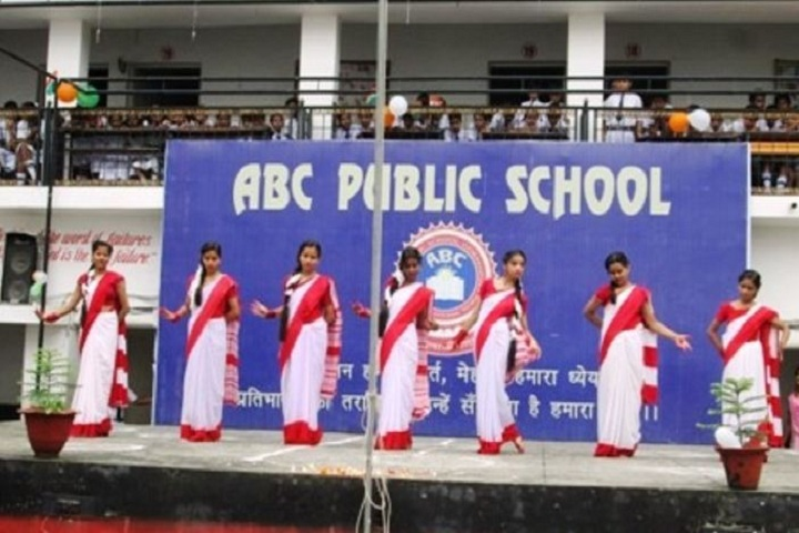 Abc Public School-Dance