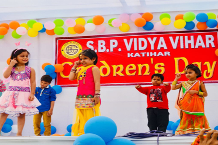 S B P Vidya Vihar-Annual Day