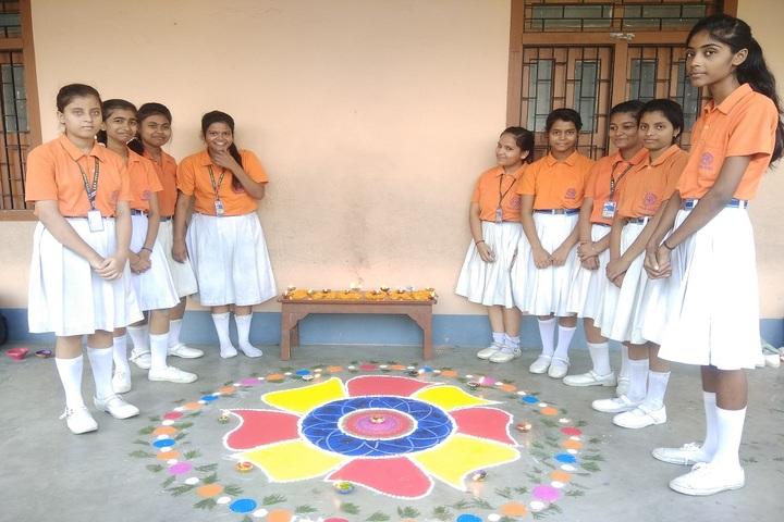 S B P Vidya Vihar-Rangoli