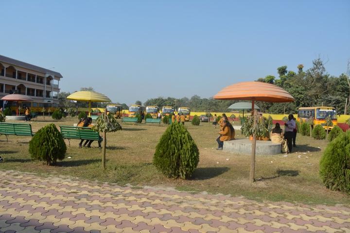 S B P Vidya Vihar-School Ground