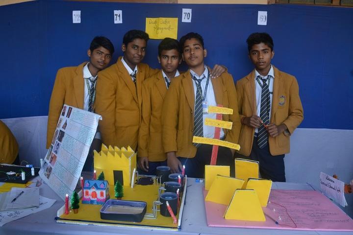 S B P Vidya Vihar-Social Exhibition