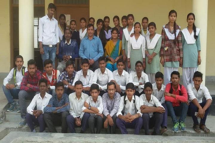 Abhinav Vidyalaya Gangdharapur-Students and Staff