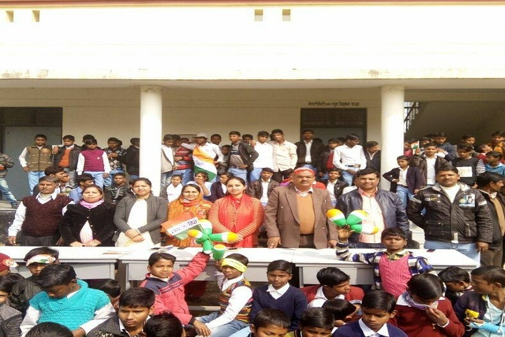 Abhinav Vidyalaya Karora-Independence Day Event