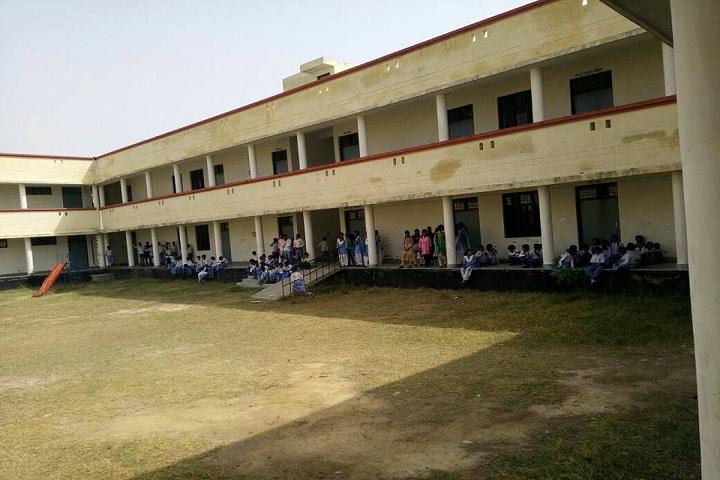 Abhinav Vidyalaya Karora-School View