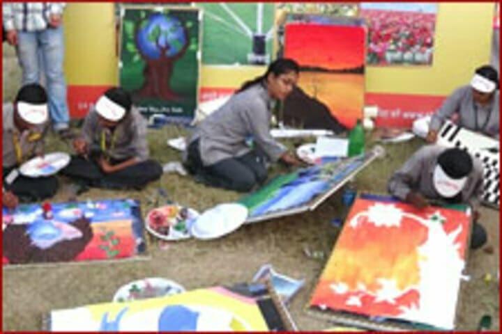 S D V Public School-Art And Craft