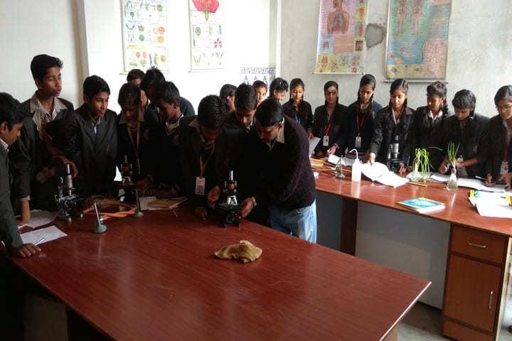 S D V Public School-Biology Lab