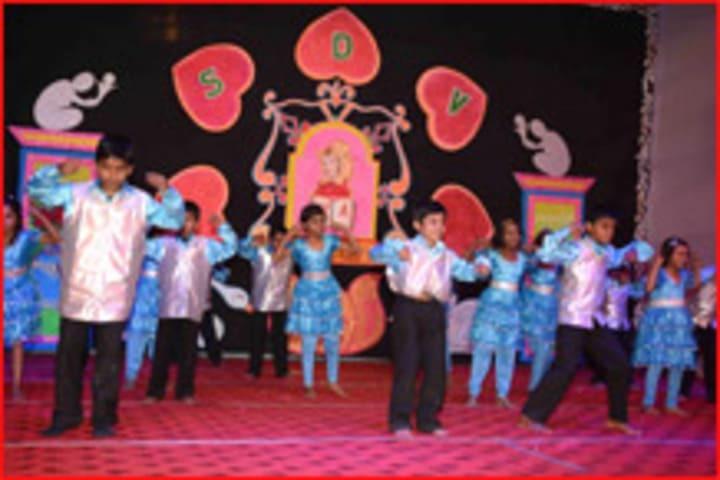 S D V Public School-Dance