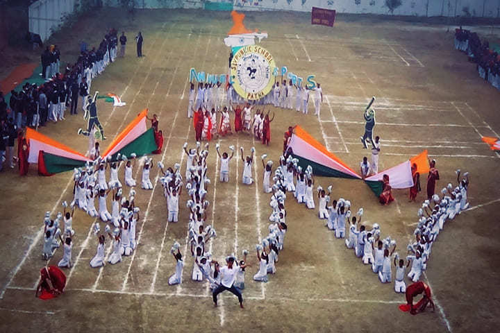 S D V Public School-Independence Day