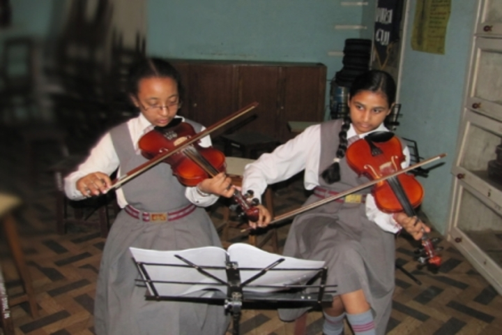 Acme Global School-Music
