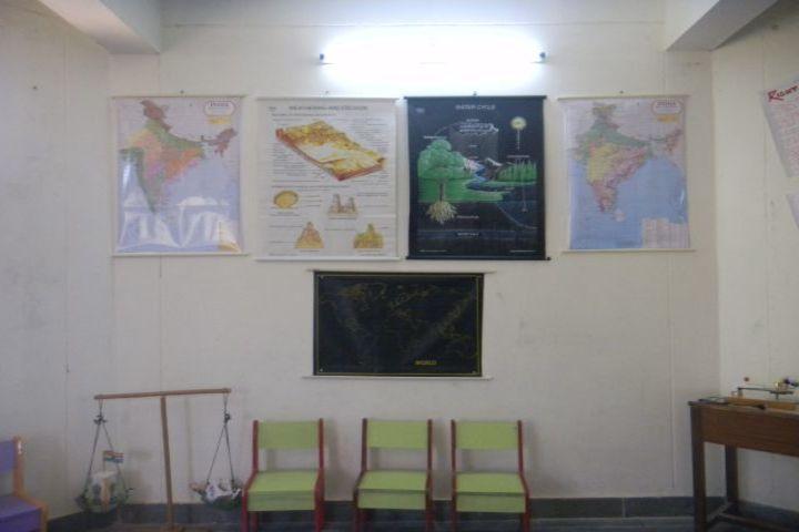Acme Global School-Social lab
