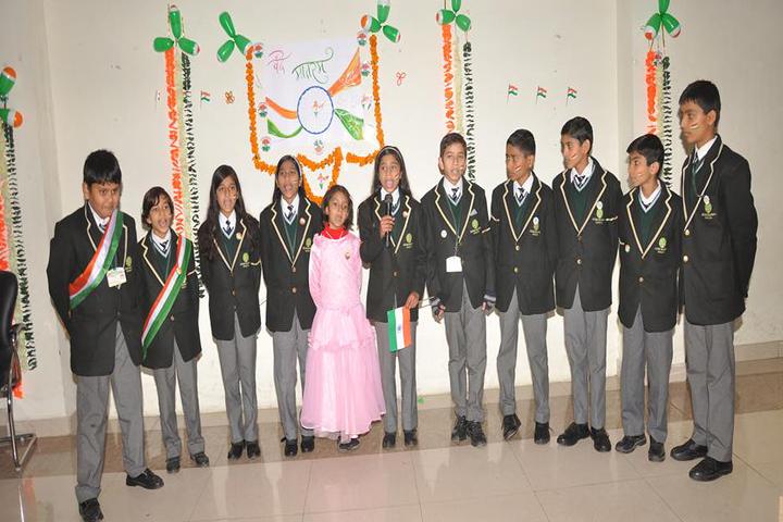 Acme Global School-Singing