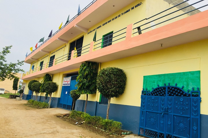 Adarsh City Convent School-Campus View