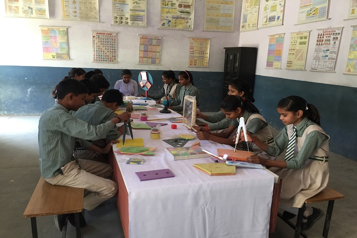 Adarsh City Convent School-Math Lab