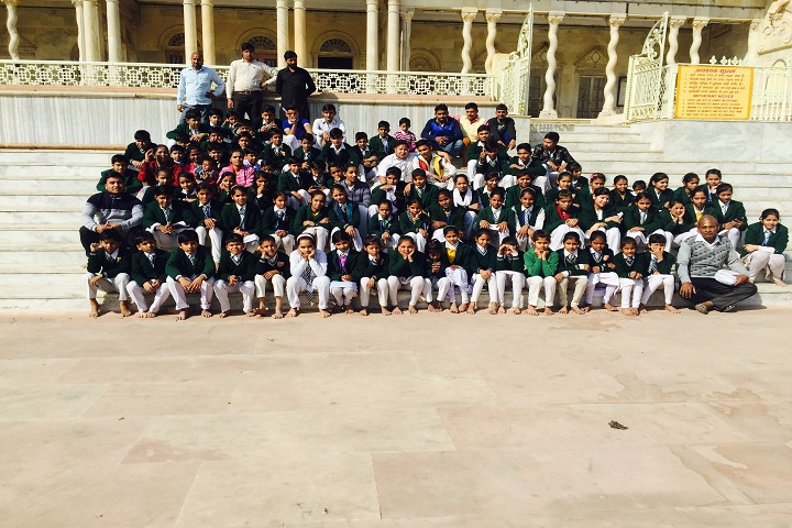 Adarsh City Convent School-Tour
