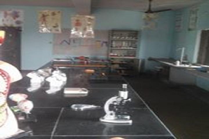 Adarsh Sarovar Public School-Biology Lab
