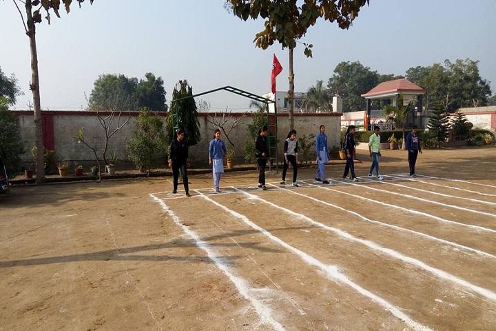 Adarsh Sarovar Public School-Running Competition