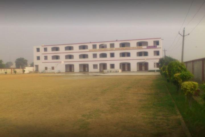 Adarsh Sarovar Public School-School Ground