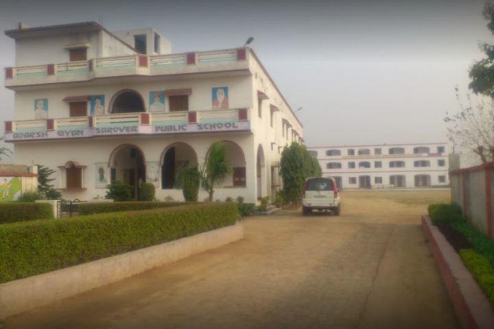 Adarsh Sarovar Public School-School Outlook
