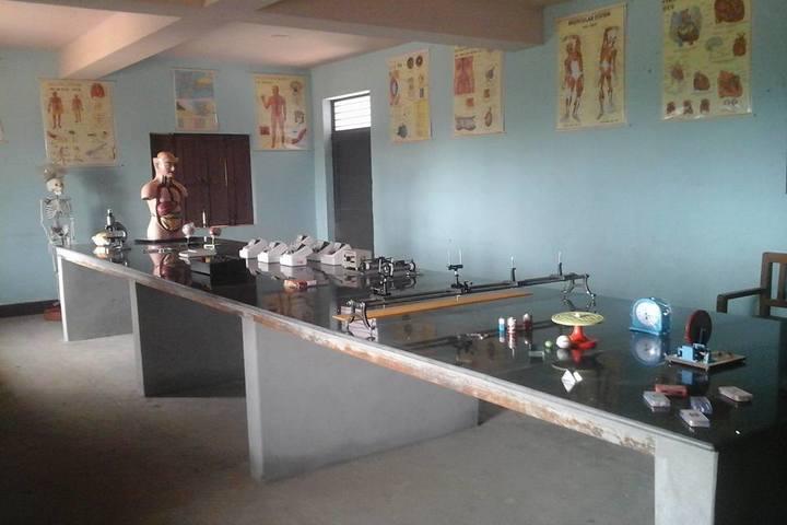 Adarsh Sarovar Public School-Science Labs