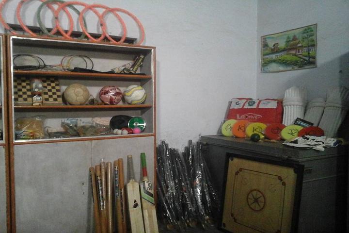Adarsh Sarovar Public School-Sports Room