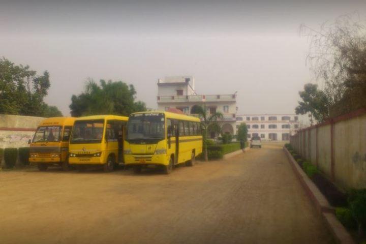 Adarsh Sarovar Public School-Transport