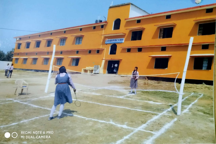Adarsh Public School-Campus Playground