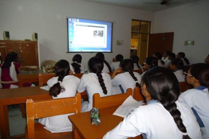 Adarsh Public School-Smart Class