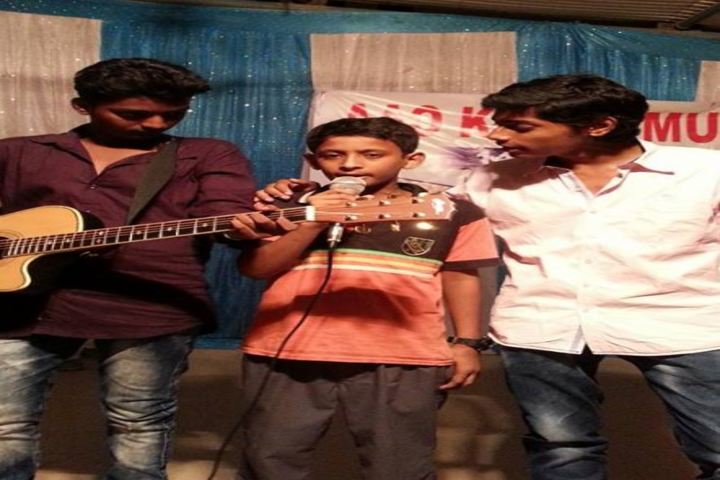 S K Mother International School-Music