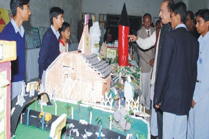 Adarsh Vidya Mandir - Science Exhibition
