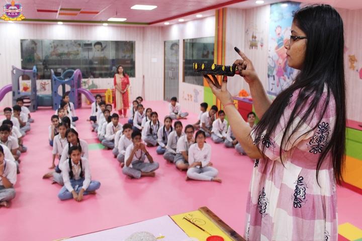 Adharsheela Global School - Activity