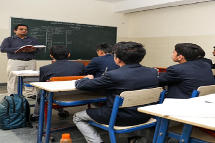 Adharsheela Global School - Classroom