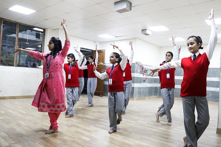 Adharsheela Global School - Dance Room
