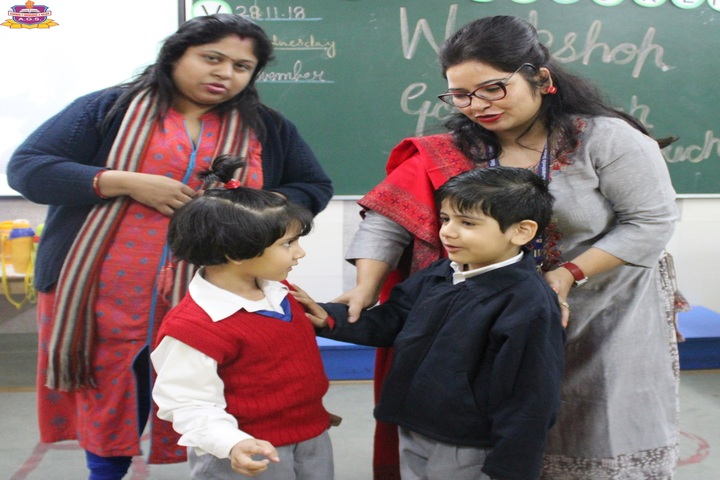 Adharsheela Global School - Event